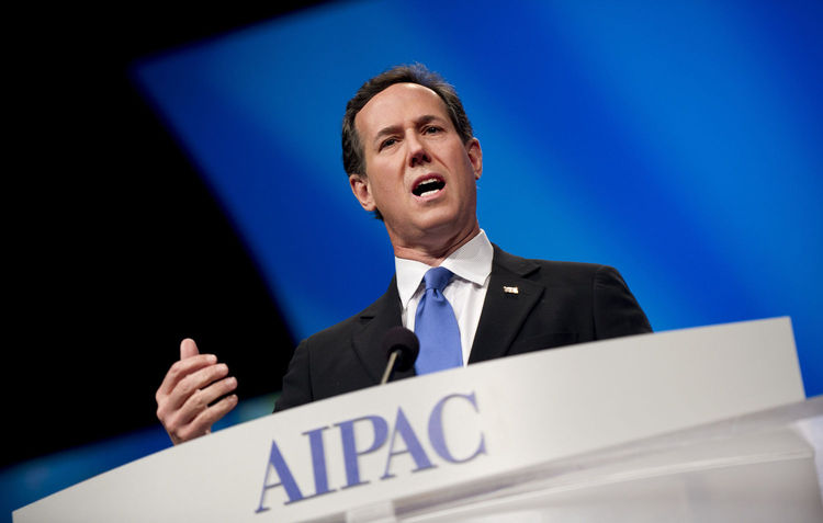 Santorum's Goyim Gaffe: Protestant, Catholic, Jewish -We're All Christians!
