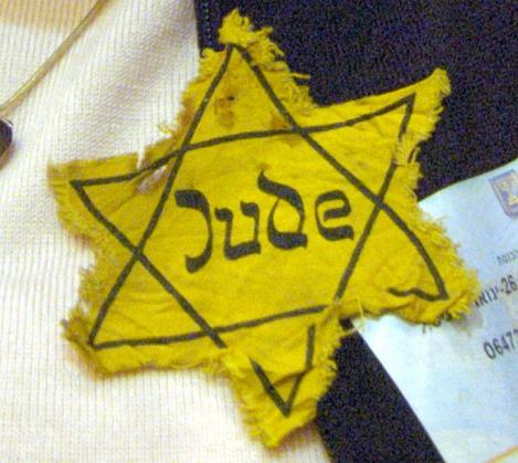 Thread Jews Yellow Star Of David 48